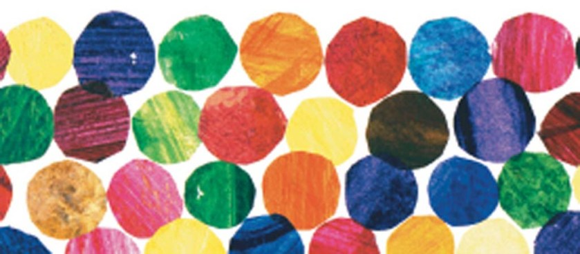 big eric carle dots