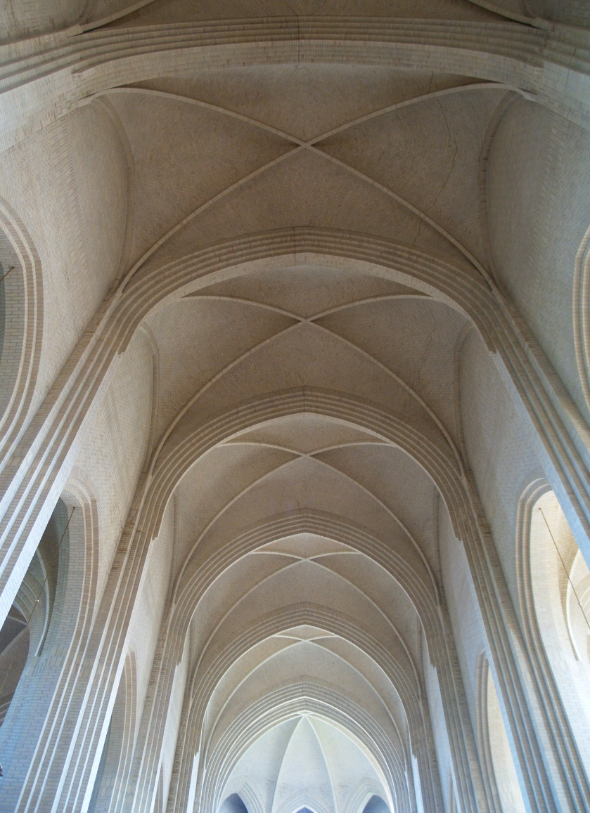 Grundtvig Memorial Church, PV Jensen Klint