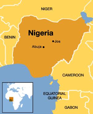 Nigeria_Jos_map_nigeria