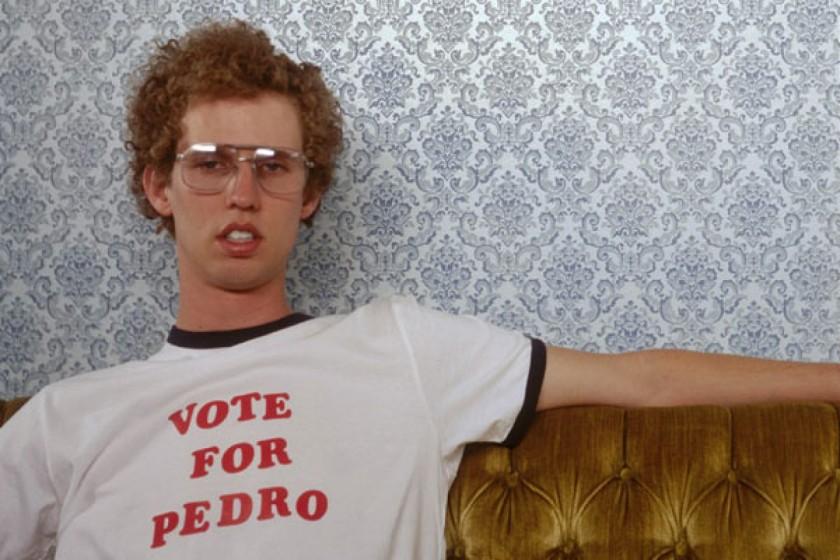 vote for pedro