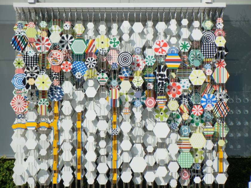 Jacob Hashimoto - The Departure - 2008