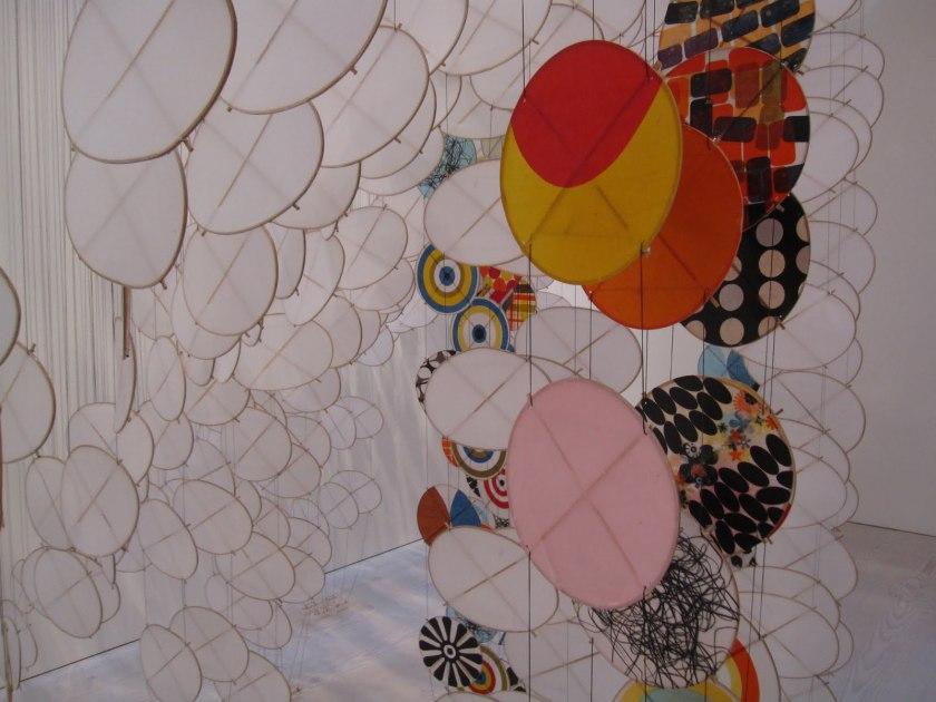 Jacob Hashimoto - 2011 - Helskini - detail