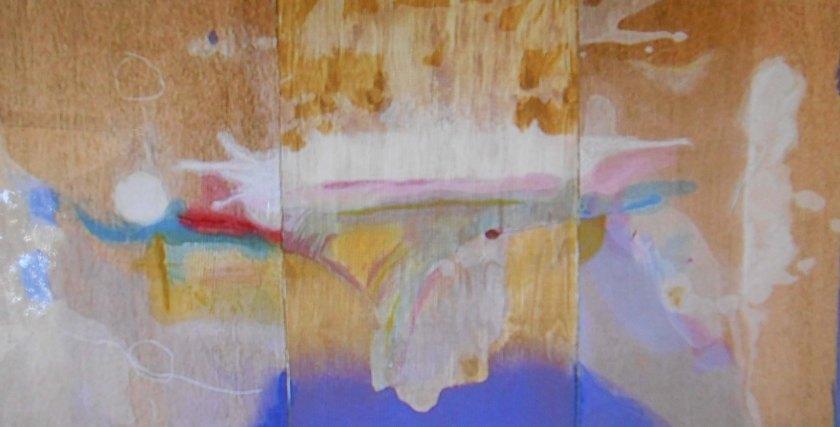 Helen Frankenthaler - Madame Butterfly - 2000