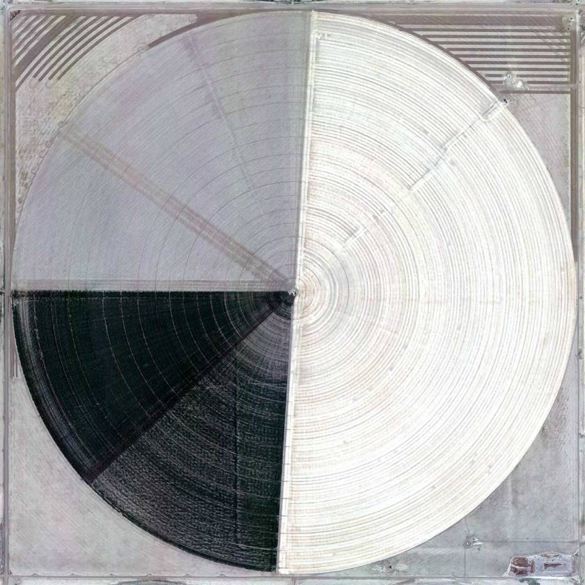 Marco Cadioli - Square with concentric circles (2014)