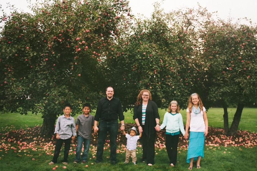 Berger Family 0915