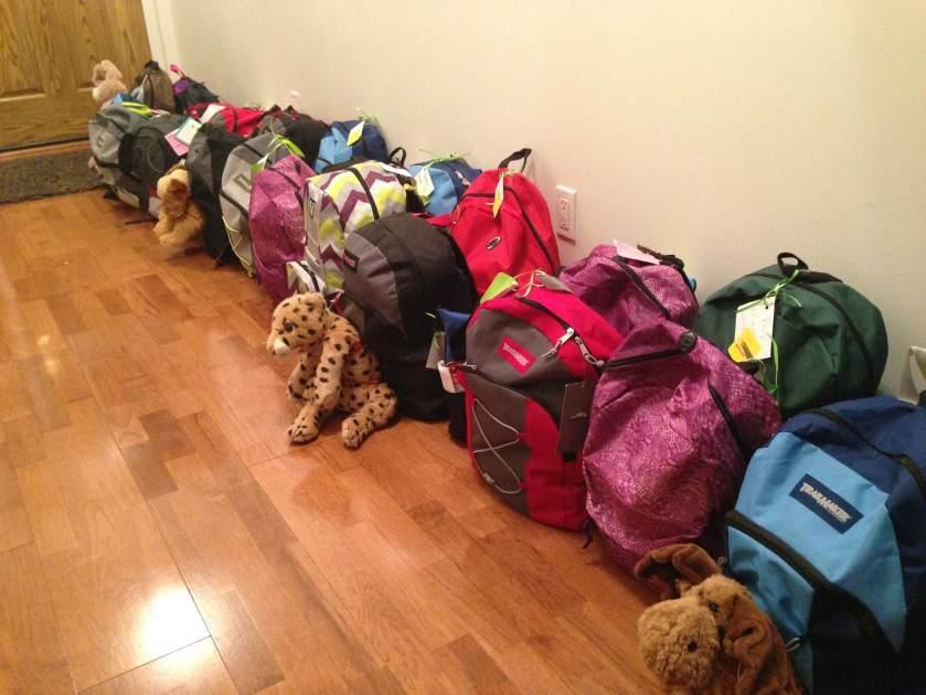 Go Hope bags