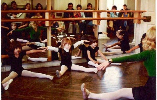 aimee ballet