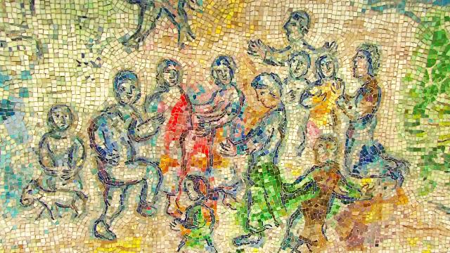 chagall detail 3