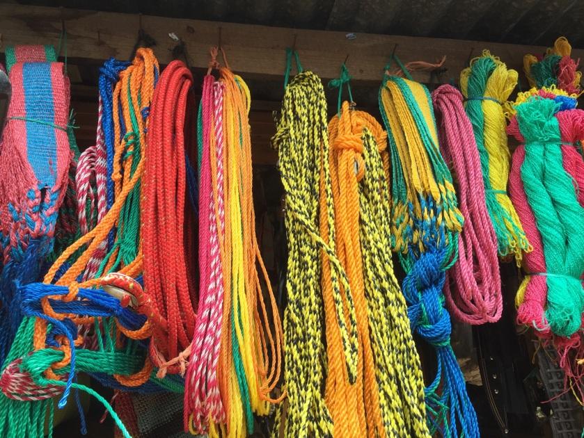 Honduran Marketplace. Photo by Pamela Klein.
