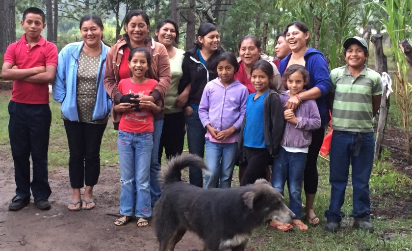 Mothers committed to giving their children a better life in Honduras.