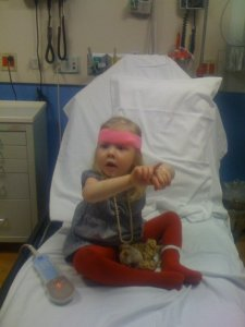 my daughter has been to the ER 9 times