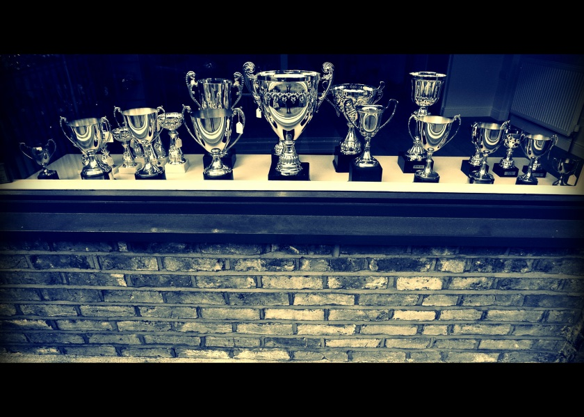 trophies by olly coffey via creative commons