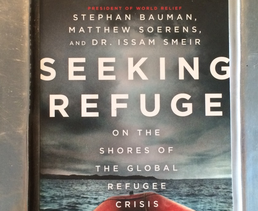 seeking refuge cover