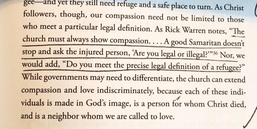 seeking refuge quote