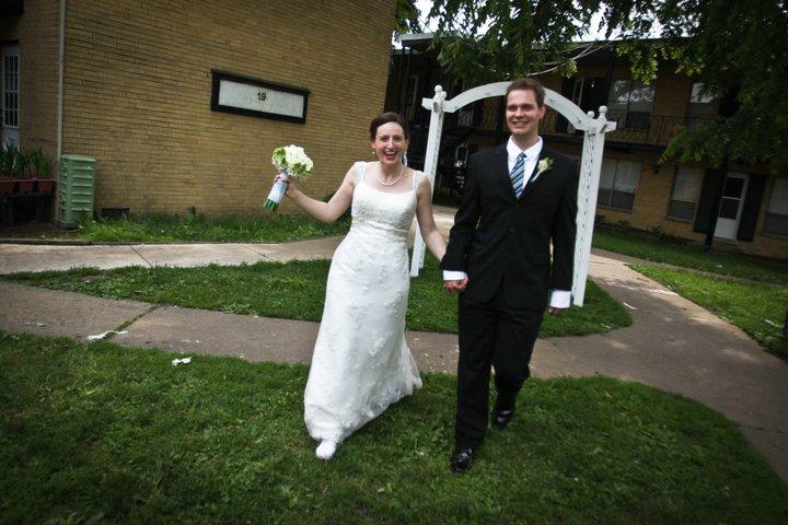 Wedding Photo Parkside